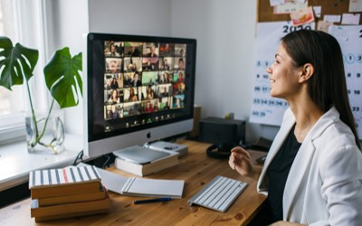 Video Conferencing Etiquette, the good the bad and the unprofessional